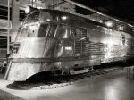 Burlington Zephyr exterior
