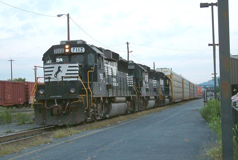 NS Train 237