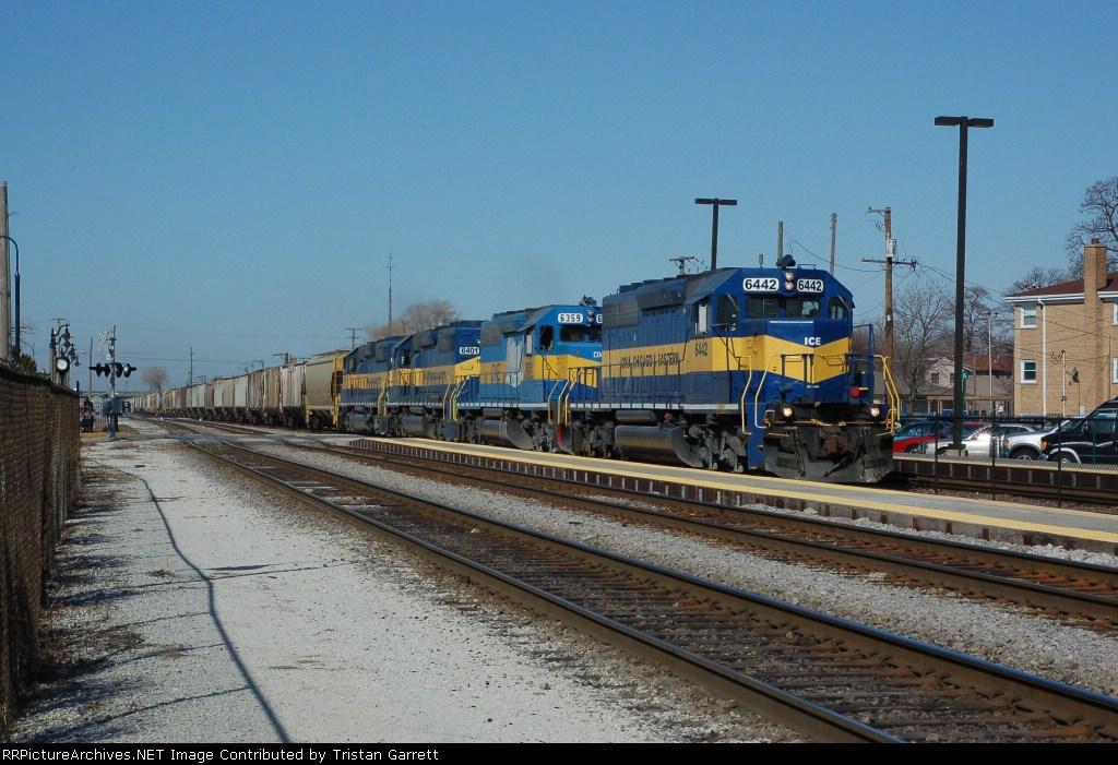 IC&E train