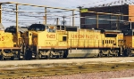 UP 9455 at the diesel shop