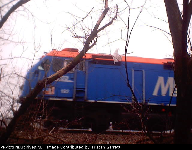 Just another Metra train