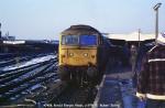 47458 on a Down express at Bristol TM.