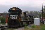 66E Chip train arrives at Biltmore