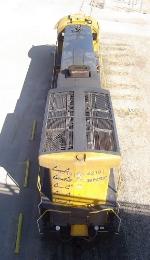 BNSF 4219
