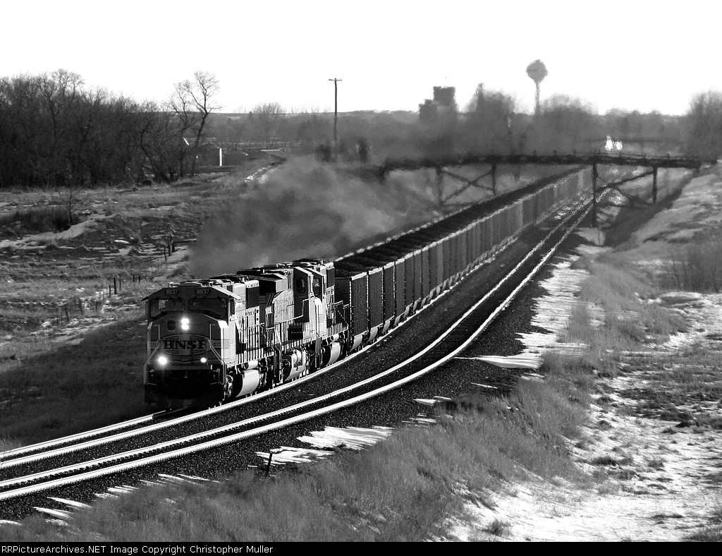 BNSF 8837