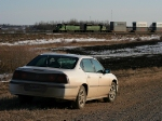 IMPALA: RAILFAN EDITION (my chariot for chasing trains)