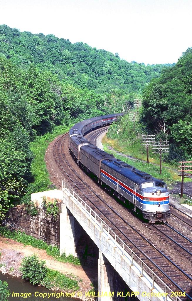 Amtrak #40 Spruce Creek