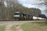 NS 2692 leads train 176
