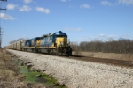 CSX 8241 headed for Toledo