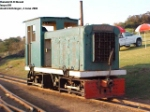 Hunslet Shunter (Paton's Country NGR)