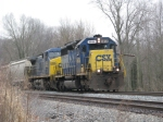 CSX 8458 on Q547 has a clear signal