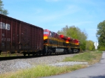 Trailing Unit on NS 170
