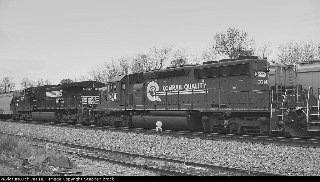 NS 3411 & 9237