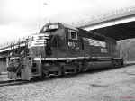 NS 6107/SD40-2(NW)
