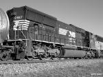 NS 2617/SD70M