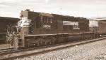 NS 3204/SD40-2