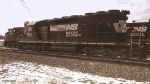 NS 3204/SD40-2 ex SOU.