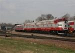 WSOR Passenger train