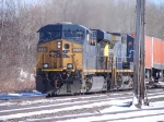 CSX 5269 rolls west through CP 382