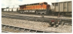 BNSF 6060 rear DPU with BNSF 5921 and BNSF 9366
