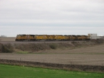 UP 4882, 7629, 7631, 8487 & 4068 rolling east