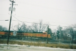 BNSF 4158