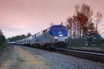 SB Amtrak PO91
