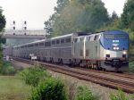 Amtrak Auto Train at Dahlgren Junction