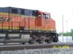 BNSF ES44DC 7577