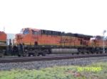 BNSF ES44DC 7648
