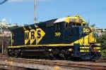 EMD SD40-3MP # 5306-9