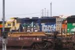 BNSF 2605
