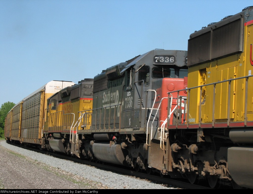 A Some What Patched SP SD40R