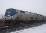 Amtrak 48 Trailing CSX Q632