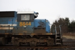 CSX 8844 Roll-By