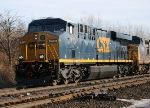 CSX 713 Looks Sharp