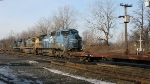 Some Conrail Heritage Trails New Power