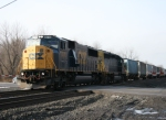 CSX Q380 With Another Ex-Conrail