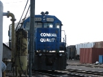 The Ex-Conrail GP15-1 Awaits Yard Dutys