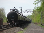 Tank Cars with Heat Rays Beeming off them