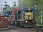 CSX 7528 Leads CSX S156