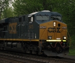 CSX 5475 Boasts of its Loud and Clean Horn
