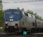 Buffalo-Bound Amtrak 177