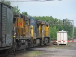 CSX Q626 Lead By UP Power Proceeds East