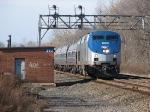 Morning Amtrak