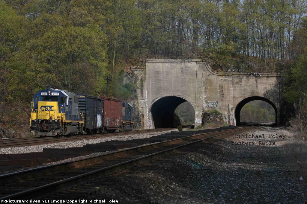 Oscawana Tunnels