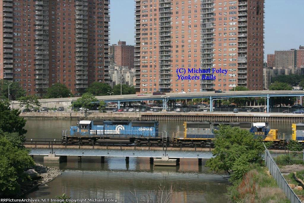 Oakpoint Link/Harlem Skyline/Harlem River Drive
