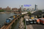 Harlem River Lift Bridge/Oakpoint Link