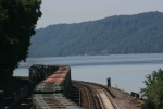 Snaking along The Hudson