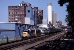 CSX at The Sugar House